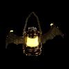蝙蝠ランプ